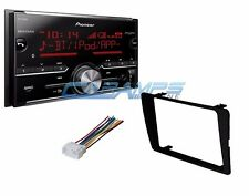 NEW PIONEER CAR STEREO DIGITAL MEDIA PLAYER W/ INSTALLATION KIT & BLUETOOTH