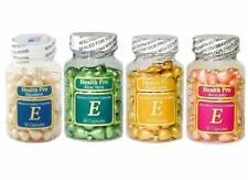 Vitamin E Skin Oil-avocado/aloe Vera/royal Jelly/squalene Set of 8, (2 each) USA