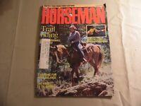 Horseman Magazine / August 1989 / Free Domestic Shipping