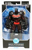 McFarlane Toys DC Multiverse Armored Batman Hellbat Suit 7 Inch Action Figure