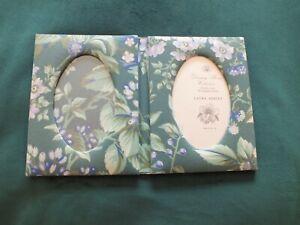 Vintage Laura Ashley Fabric Photo Frame - Bramble