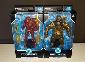 "McFarlane DC Multiverse The Flash Gorilla Grodd Gaming Injustice 2 7"" In Hand"