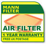 C1145/6 MANN HUMMEL AIR FILTER (Renault Clio II/Kangoo 1.2) NEW O.E SPEC!