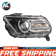 FO2518113 Headlight Assembly Left Side for 2013-2014 Ford Mustang LH