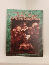 Blood Magic, Vampire: The Masquerade, RPG White Wolf, Softcover