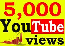 4000+ YOUTUBE-VIEWS with 500+Likes | HQ NO DROP | BEST SELLER USA | 100+ SOLD