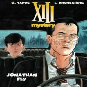 XIII - Mystery - tome 11 : Jonathan fly [Tirage de tête]