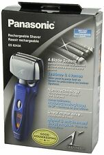 NEW Panasonic ES8243A Arc4 IV Men's Electric Shaver Wet/Dry with Nanotech Blades