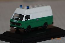 Schuco VW LT POLIZIA Norimberga 1:87 25875