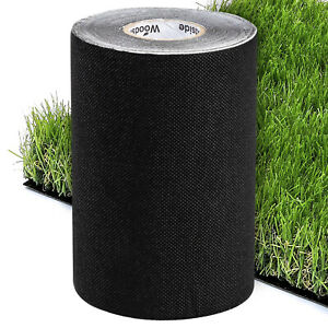 Woodside Self Adhesive Artificial Grass/Synthetic Turf Joining Tape, 10m x 15cm