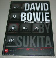 Sukita: David Bowie Spektakuläre Fotos einer Legende Bilder Fotos Buch neu!