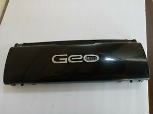 1990-1994 GEO METRO HATCH TAIL BESEL PANEL BLACK rear body panel OEM USED.