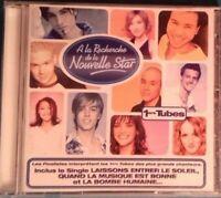 LES 1ERS TUBES - COMPILATION A LA RECHERCHE DE LA NOUVELLE STAR CD Ref 0308
