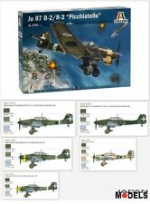 "JU 87 B-2/R-2 ""PICCHIATELLO"" Italeri No.2769 1/48 Model Kit Aereo New Nuovo"