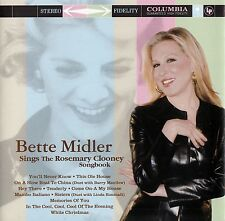 BETTE MIDLER SINGS THE ROSEMARY CLOONEY SONGBOOK / CD - TOP-ZUSTAND
