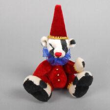 Deb Canham Rollo Deb's Little Gems Miniature Teddy Bear Clown