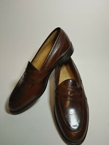 Johnston And Murphy Cillini Dress Shoe mens size 8 1/2