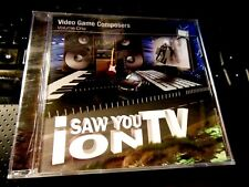 I Saw You On TV: Video Game Composers, Vol. 1 (CD, Feb-2010, Executive Music...