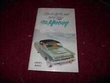 repair manuals literature for mercury monarch for sale ebay rh ebay com SL500 Fuse Box Location 1984 Corvette Fuse Box Location