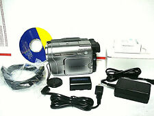 RECONDITIONED Sony DCR-TRV480 Digital-8 Camcorder WITH WARRANTY PB-8mm / Hi-8