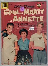 Walt Disney's Spin and Marty and Annette- Dell Four Color Comic-#826  (GER)