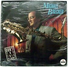 BRECKER MICHAEL DON'T TRY THIS AT HOME LP JAZZ  SEALED