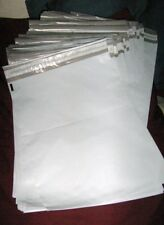 """500 Poly Shipping Bags 7.5"""" x 10.5"""" Mailing Envelopes 7 1/2"""" x 10 1/2"""""""