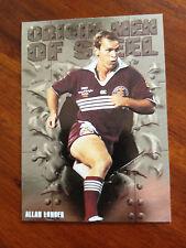 Australian Rugby League 1995 Origin Men of Steel - Allan Langer OS4 of 9