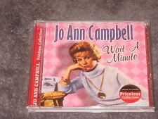 Wait a Minute * - Campbell, Jo Ann (CD 2006)