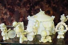 """Precious Moments-#604070 """"Sammy's Circus""""-7 pc. SET-Limited Edition 1994 - NEW"""