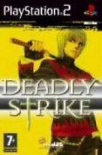 Deadly Strike (Sony PlayStation 2, 2012) G9-19