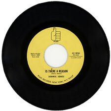 "DENNIS JONES  ""IS THERE A REASON c/w RAINDROPS""  NORTHERN SOUL   LISTEN!"