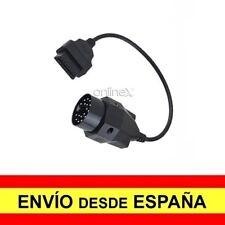 Cable con Conector 20 Pin Macho a OBD2 16 Pin Hembra para BMW 40 Cm a2986