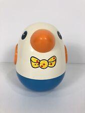 Playskool Roly Poly Penguin Chime - Weeble Wobble Baby - Vintage Playskool Toy