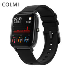 Colmi Smart Watch Bluetooth Heart Rate Blood Pressure Monitor Fitness Tracker UK