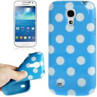 Cover Motif Dots Case Cover for Mobile Phone Samsung Galaxy S4 Mini i9195