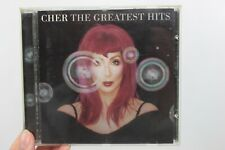 Cher : The Greatest Hits Cd -C12