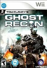 Tom Clancy'S Ghost Recon - Nintendo Wii - FACTORY SEALED