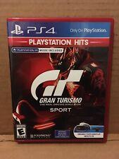 New ListingGran Turismo Sport: Limited Edition (Sony PlayStation 4, 2016)