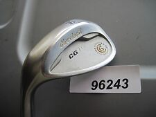 LH Cleveland CG16 Tour 56º Sand Wedge 14º Bounce Wedge Flex Steel USED #96243
