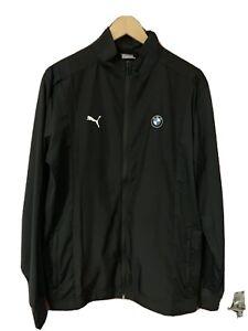 Puma Mens BMW Motorsport Jacket Black