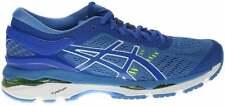 Asics Gel-Kayano 24 Feminino Sapatos de corrida Tênis-Azul-Tamanho 6 2A