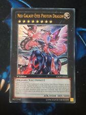 Neo Galaxy-Eyes Photon Dragon GAOV-EN041 Ultra Rare 1st Edition YuGiOh
