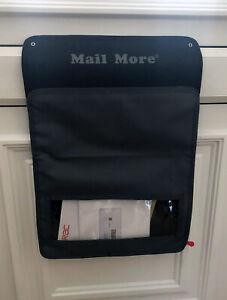 Mail More Mail Catcher Letterbox Cage Letter Bag Post Catcher HALF TRANSPARENT