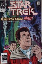 DC Comics Star Trek # 20 'A World Gone Mad!' Mint!