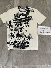DOLCE & GABBANA Rose T-Shirt