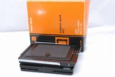 Toyo View 4x5 45 Rotating Back Ground Glass Adapter *Rtv424