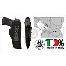 FONDINA SOTTOCAMICIA VEGA HOLSTER IU2 cordura nera Beretta Colt Glock Sig