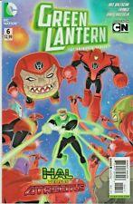 GREEN LANTERN THE ANIMATED SERIES #6  KILOWOG   CARTOON NETWORK  DC  2012 NICE!!