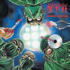 AUTOPSY - SEVERED SURVIVAL USED - VERY GOOD CD